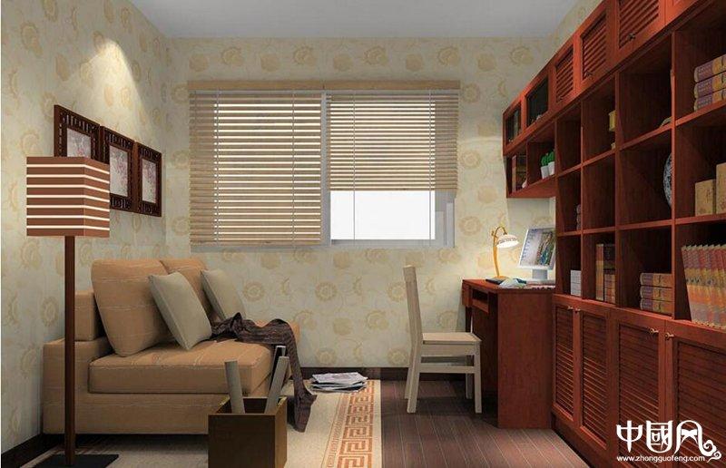 书房风水布置能提高运势