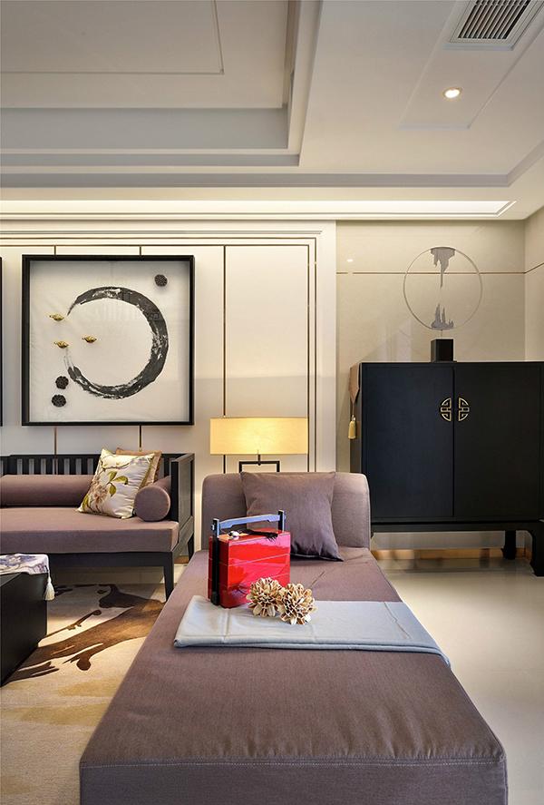 新中式会舍的装修设计