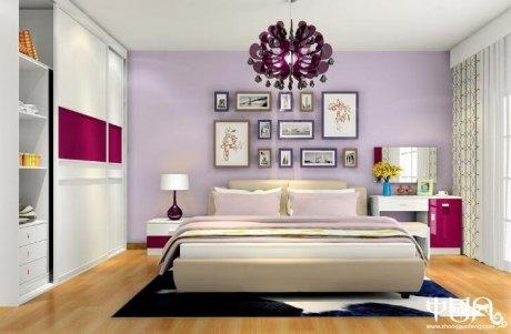 主卧室的颜色风水禁忌大