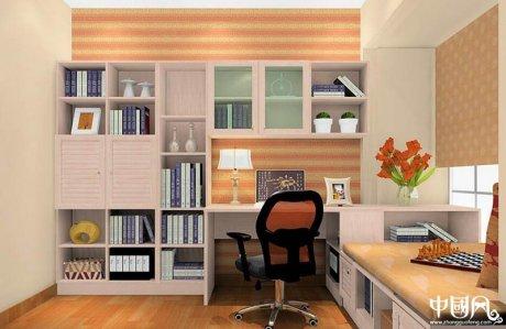 书房的家具摆设风水禁忌
