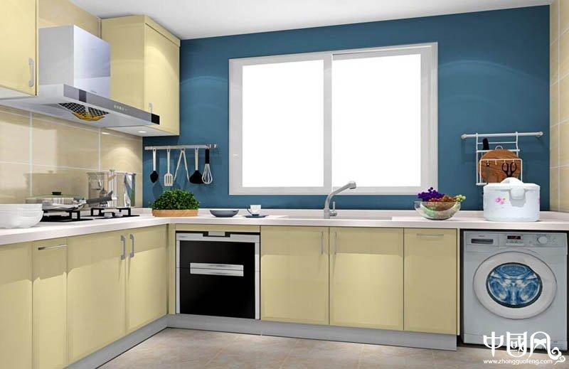 揭露厨房橱柜颜色风水