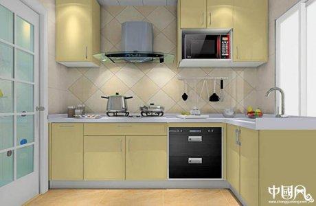 厨房风水用什么颜色