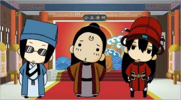 中国风国漫《开封奇谈》高清剧