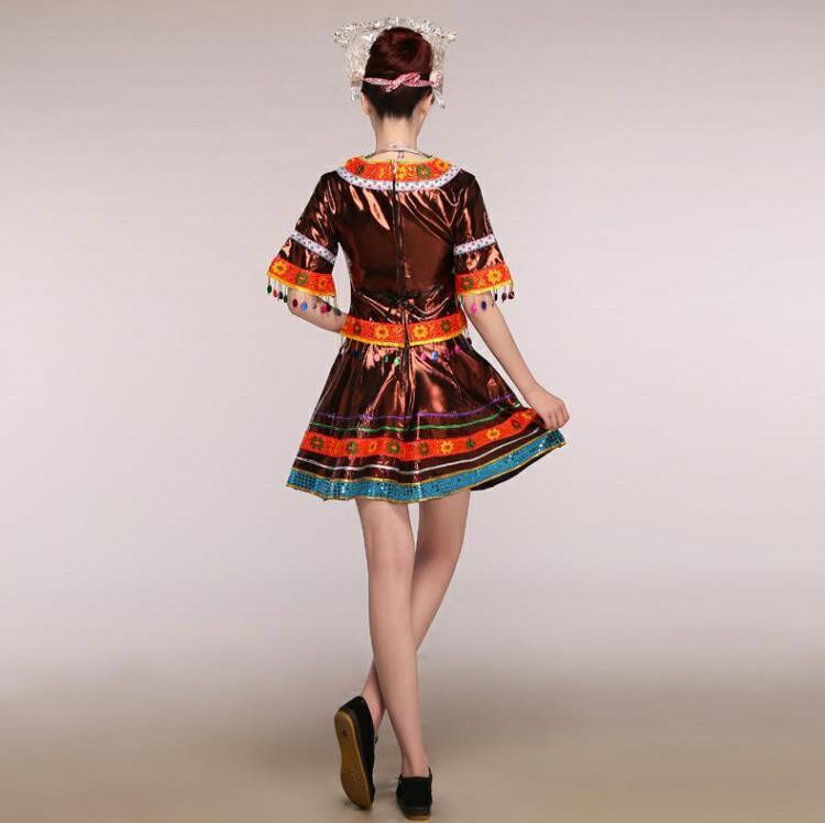 各民族服装特点_民族风服装侗族服饰- 中国风