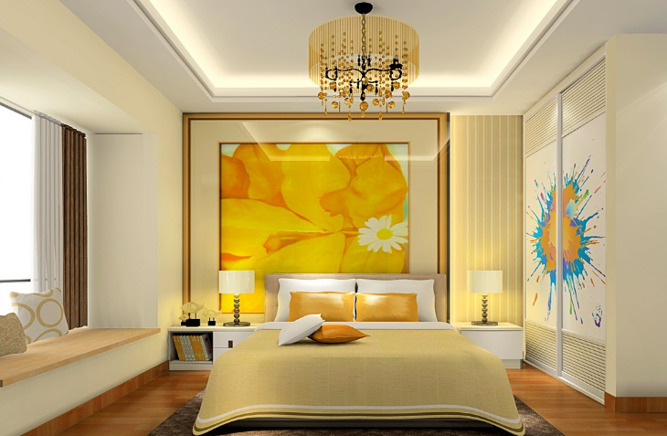 卧室中的风水设计大全