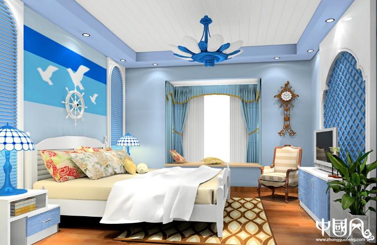 卧室挂放什么风水画最好