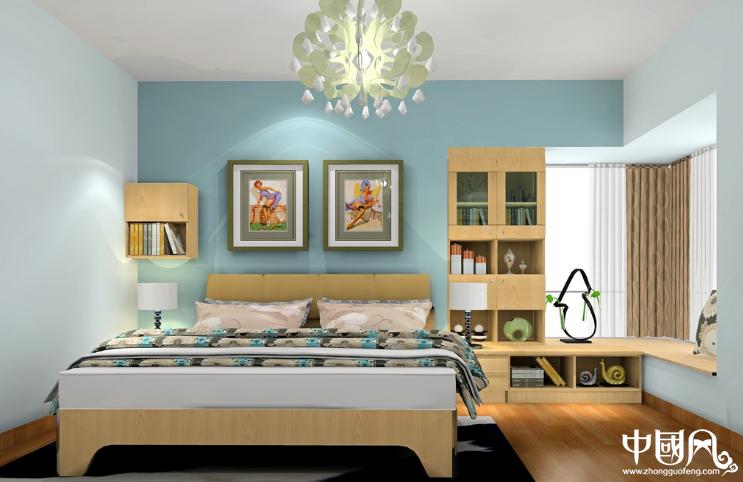 卧室的颜色选择风水讲究
