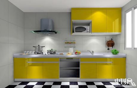 厨房布局设计要合理