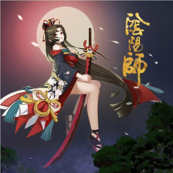 古风图片阴阳师妖刀姬图片壁纸