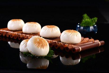 上海美食宣传—生煎包