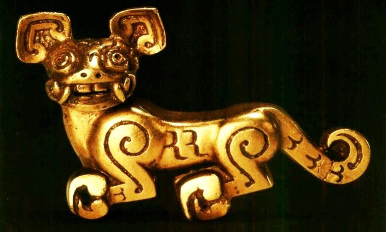 中国古代金器工艺