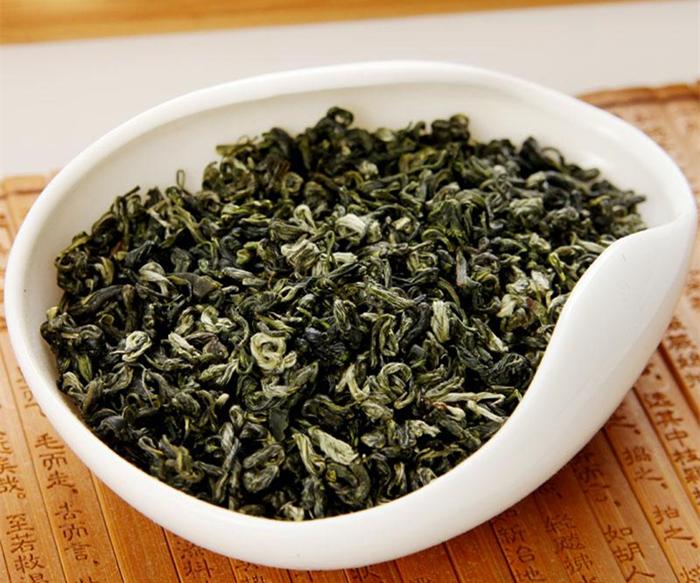 中国十大名茶之洞庭碧螺春
