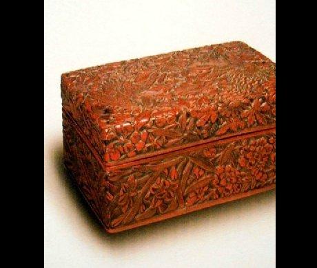 流落日本的中国古代漆器