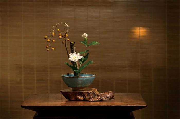 中式插花艺术欣赏