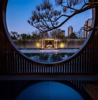 阳光城·京兆府园林景观豪宅