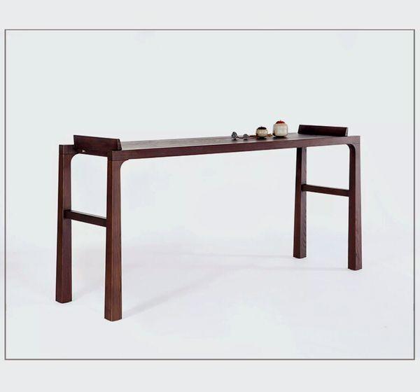 新中式极简条案桌