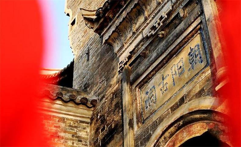 汉江边的一座千年古镇,蜀河镇