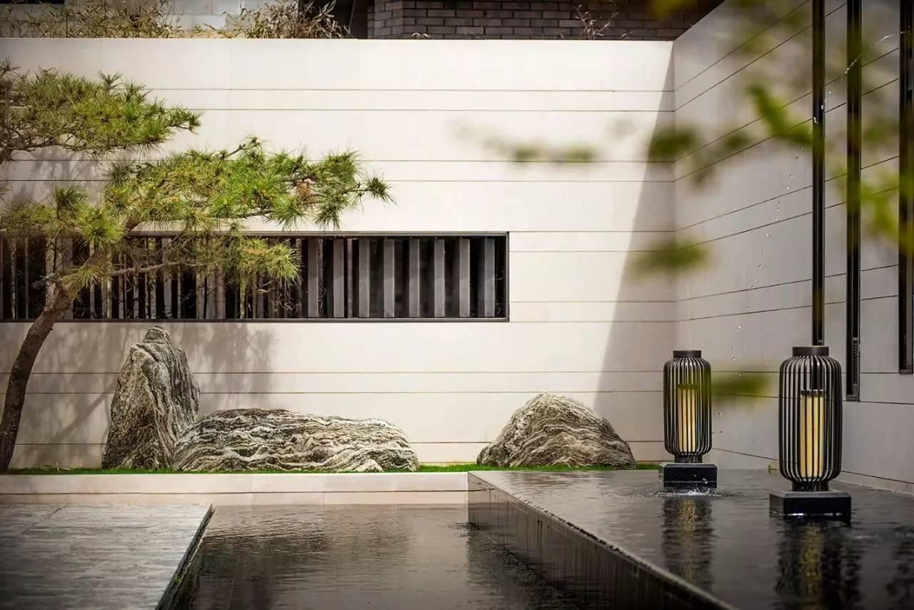 专属中国人的中式庭院设计