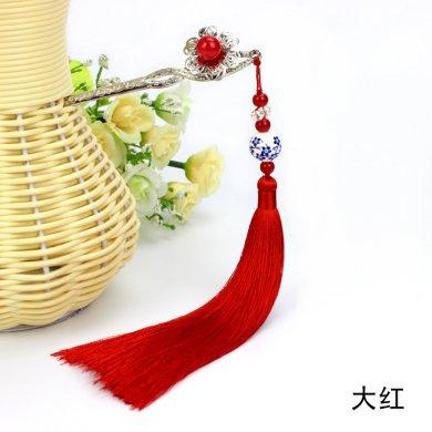 中国风头饰发簪古典步摇