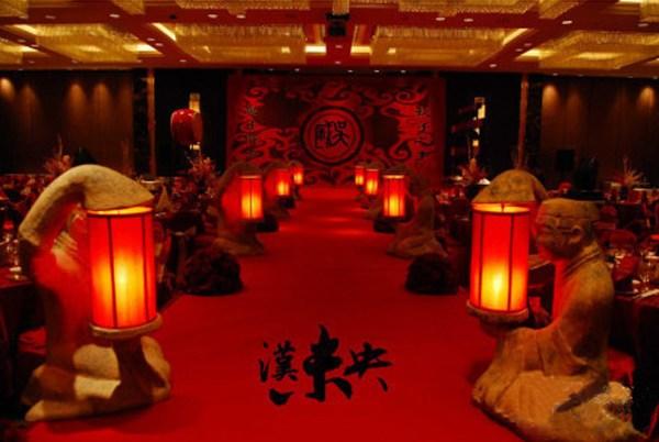 一场震撼的中式婚礼摄影