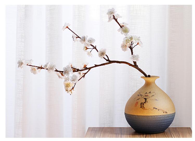 极简艺术中式插花