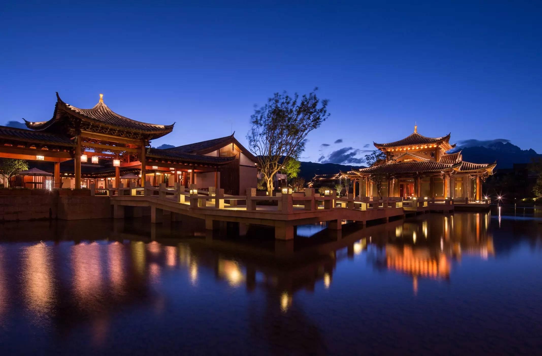 现代室内设计理念_中国最美16家中式酒店(12)- 中国风