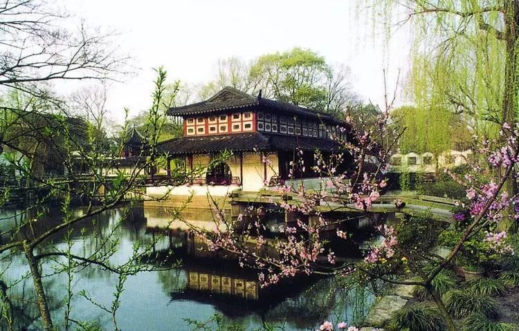 中国建筑六大派之一,苏派建筑