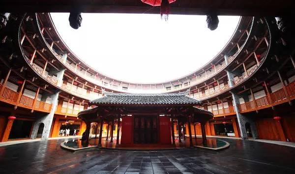 中国建筑六大派之一,闽派建筑