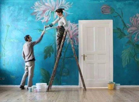 怎样画好一幅好的墙绘