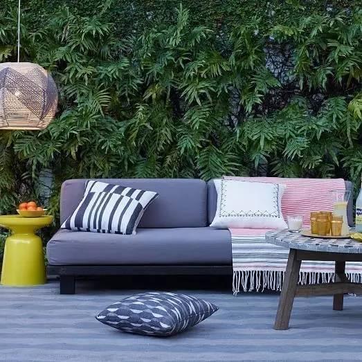庭院设计,好的院子一定要配上好的家具
