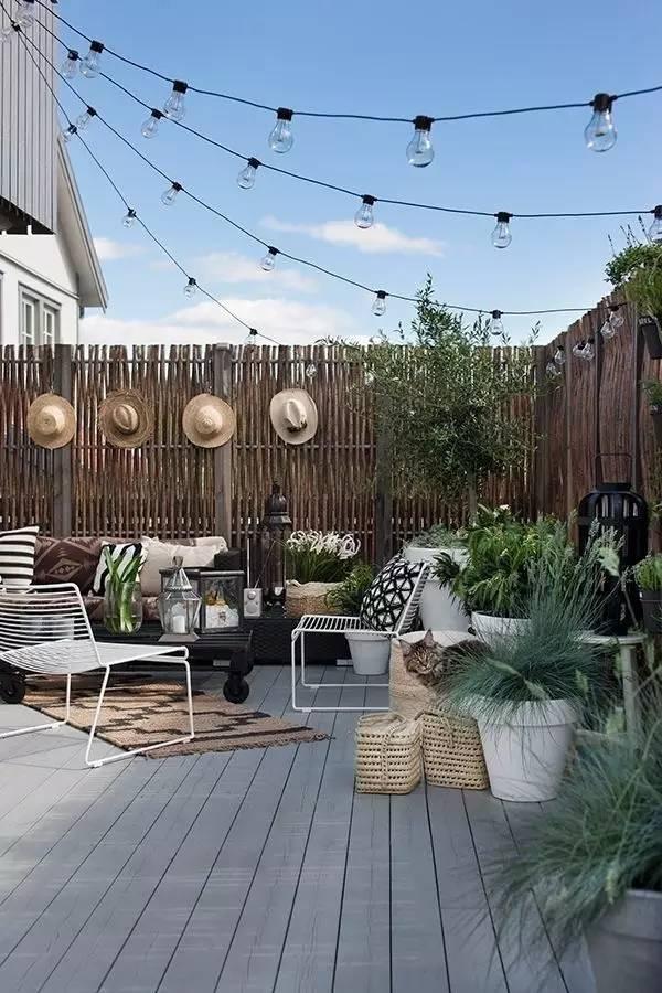 庭院设计,竹子在庭院中造景的运用