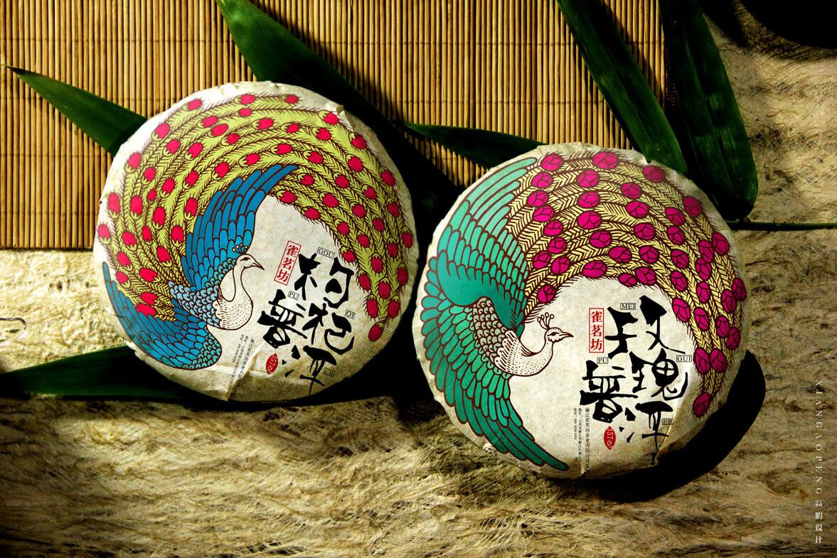 中国风古典茶叶包装设计