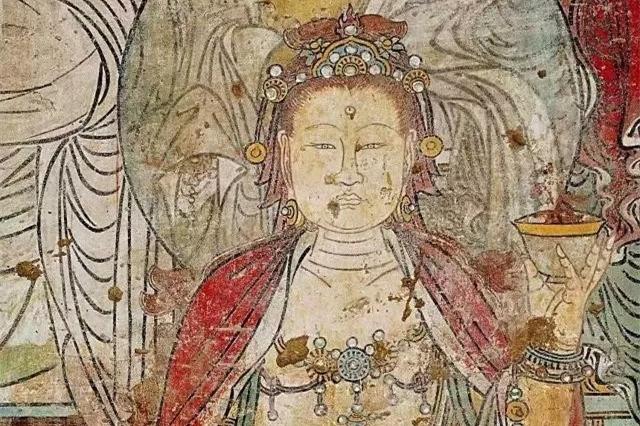 山西稷山青龙寺壁画欣赏