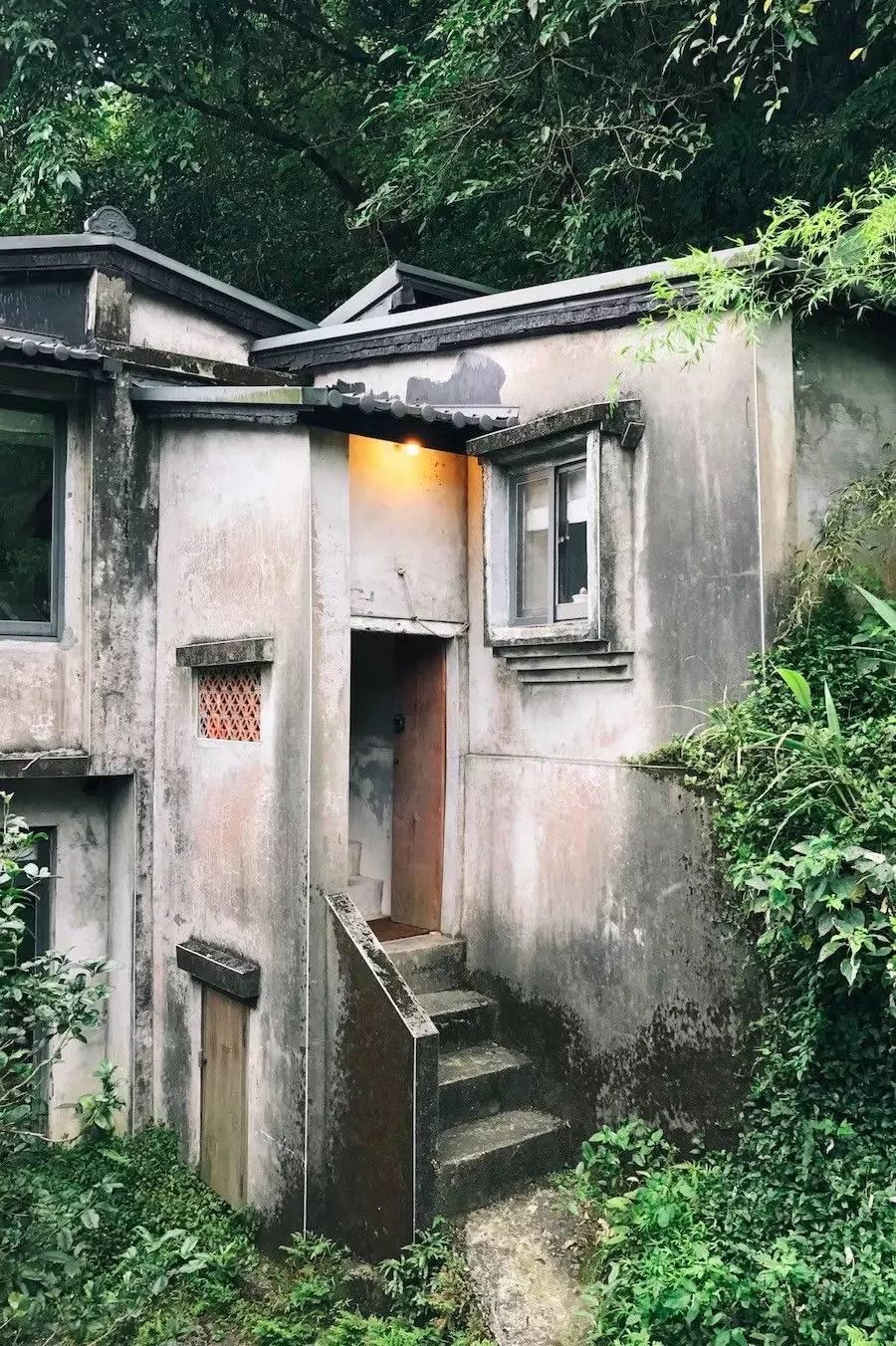 台湾最文艺的山间小屋,数树民宿设计
