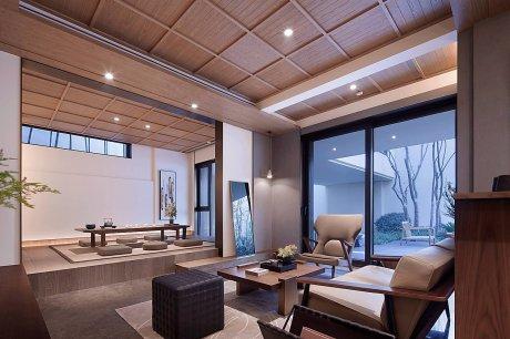书房和茶室,新中式风格的绝佳