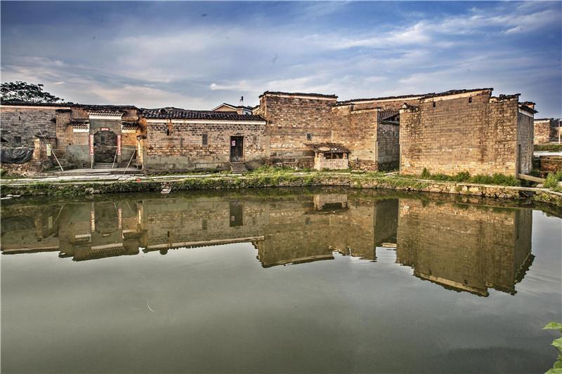 古村落博物馆——金溪竹桥村落