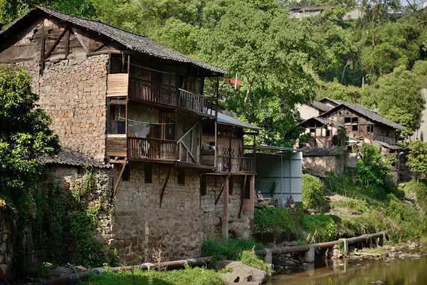 江西千年文化古村落——永乐村
