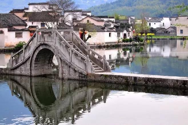 中国古建筑之古桥艺术