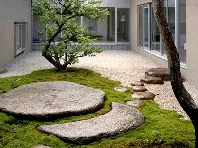 禅意的庭院设计
