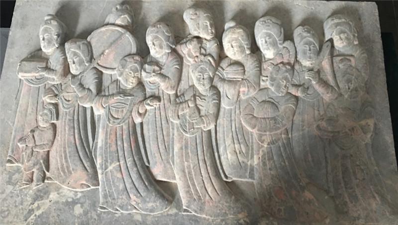 中国古代北朝佛像石雕展