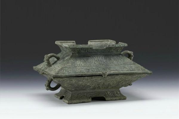中国古代春秋时期的青铜器