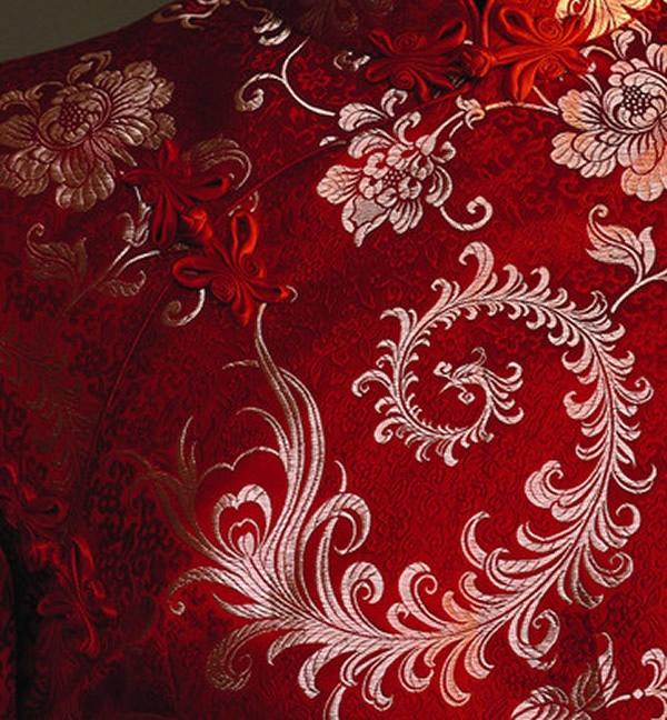 中式服装的那些精美盘扣(一)