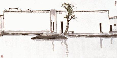 水墨江南·心之居所,中式装修