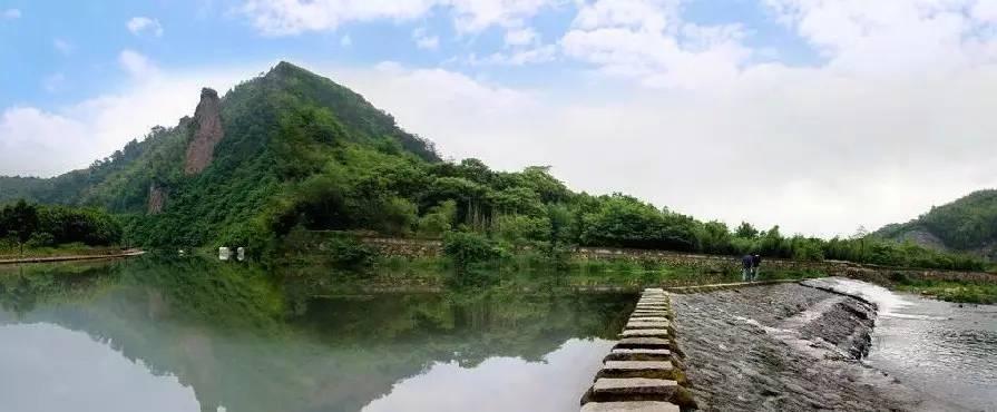 上虞陈溪乡雪花谷民宿,在山谷里与自然相伴