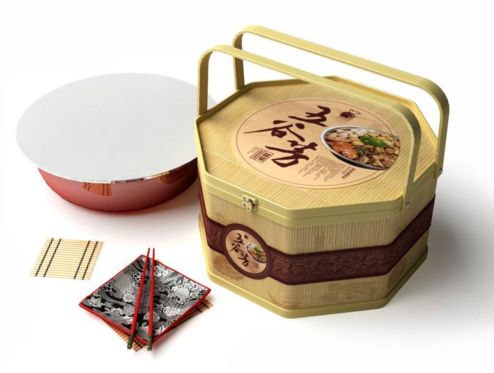 中国风元素五谷杂粮包装设计