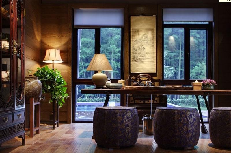 中式传统风格设计荣庄会所