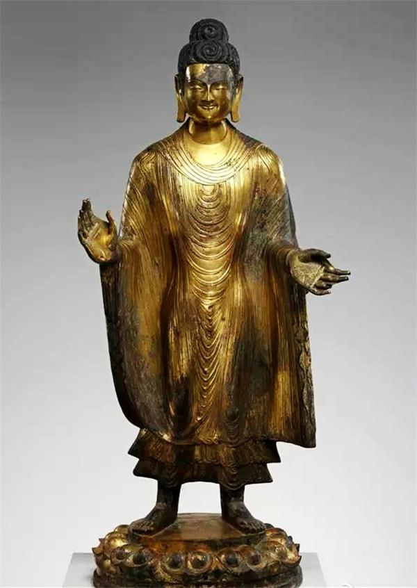 美国大都会博物馆馆藏的中国文物