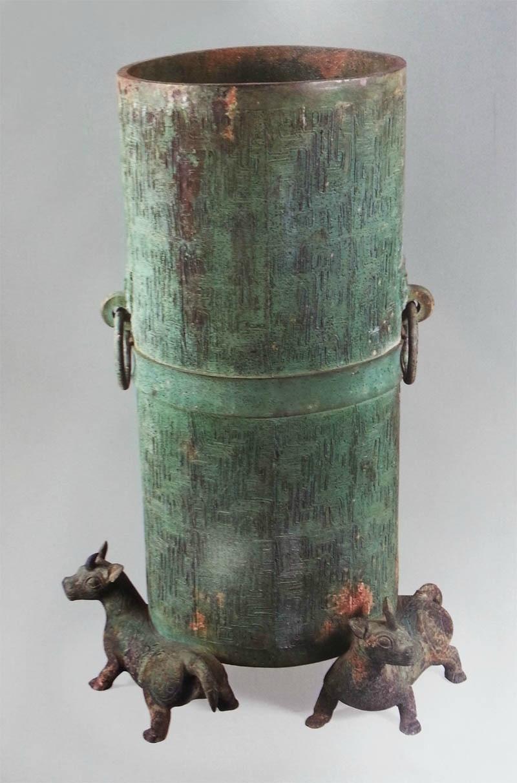 战国时期中山国出土文物