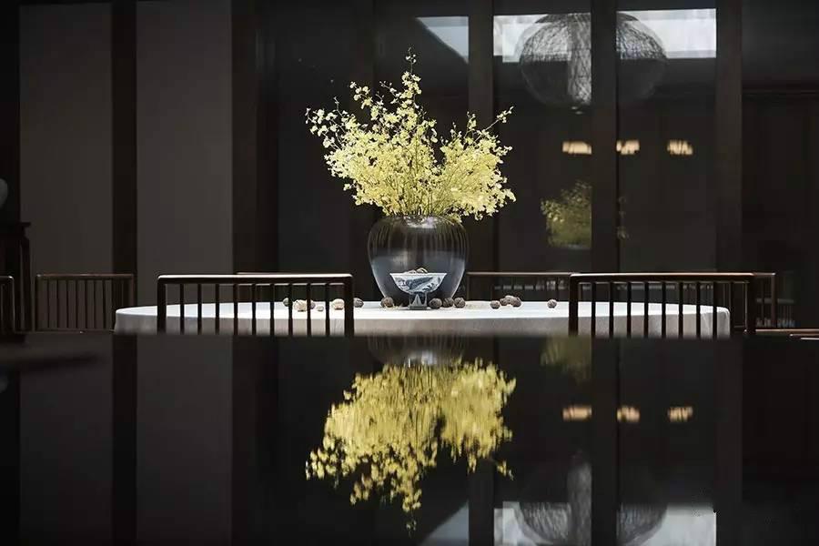 东方之美诗意禅居,易郡新北京四合院别墅设计