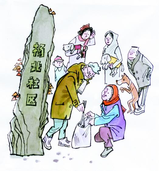北京民俗文化,栩栩如生的民俗画